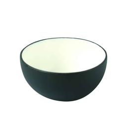 Bowl, Aluminum & Enamel
