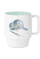 Mug, Dam It, Ceramic - Vintage Sass