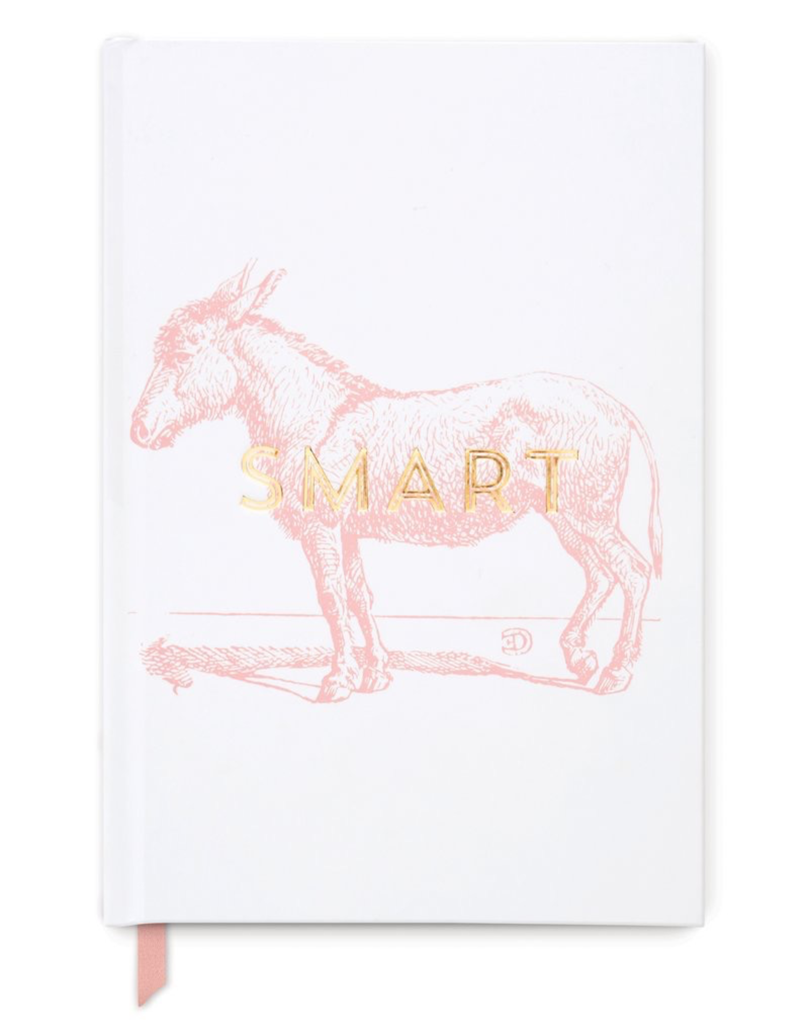 Donkey Smart Lined-Pages Journal