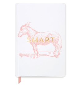 Journal, Donkey Smart, Lined-Pages