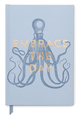 Embrace The Day Octopus Journal
