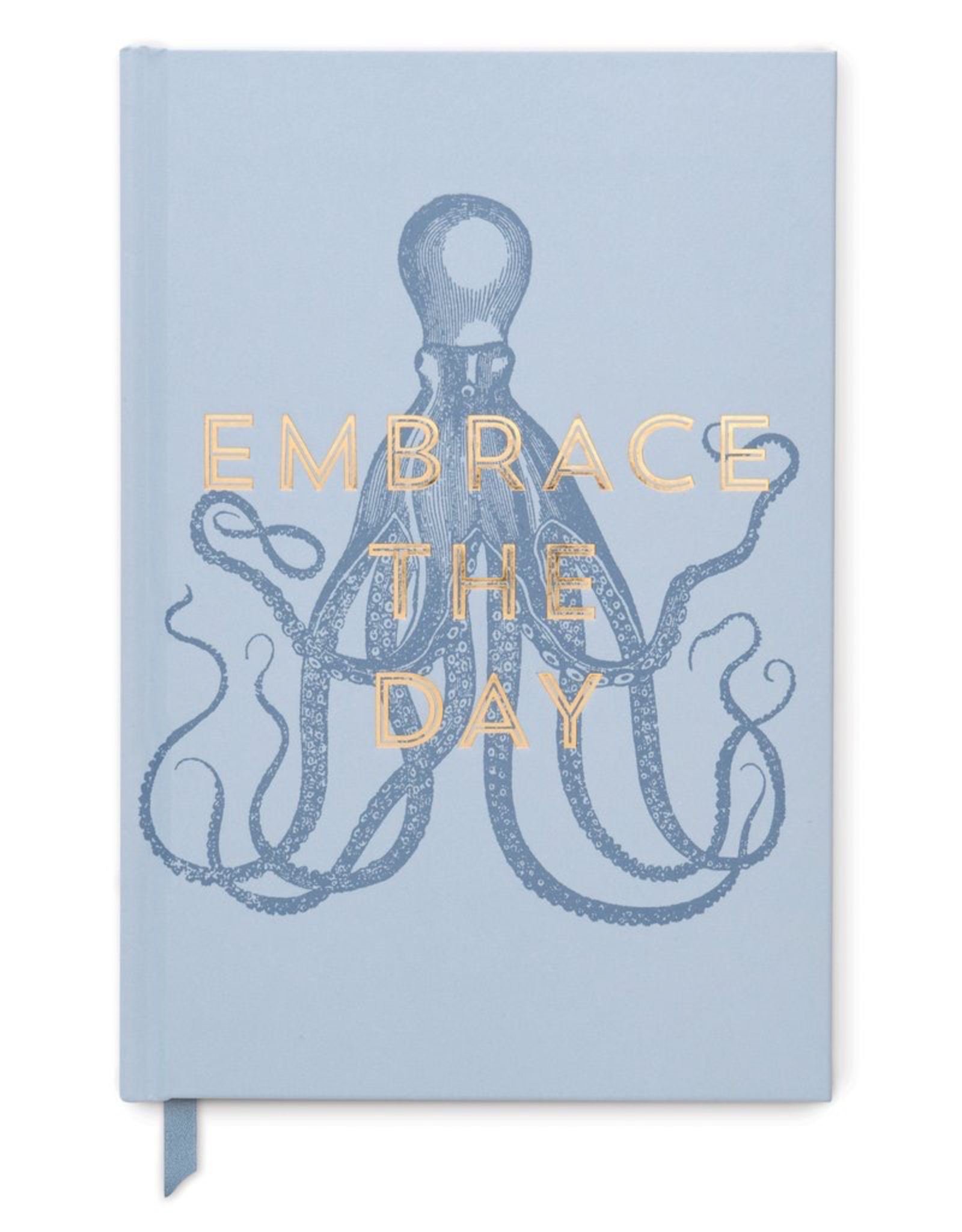 Journal, Embrace The Day, Octopus