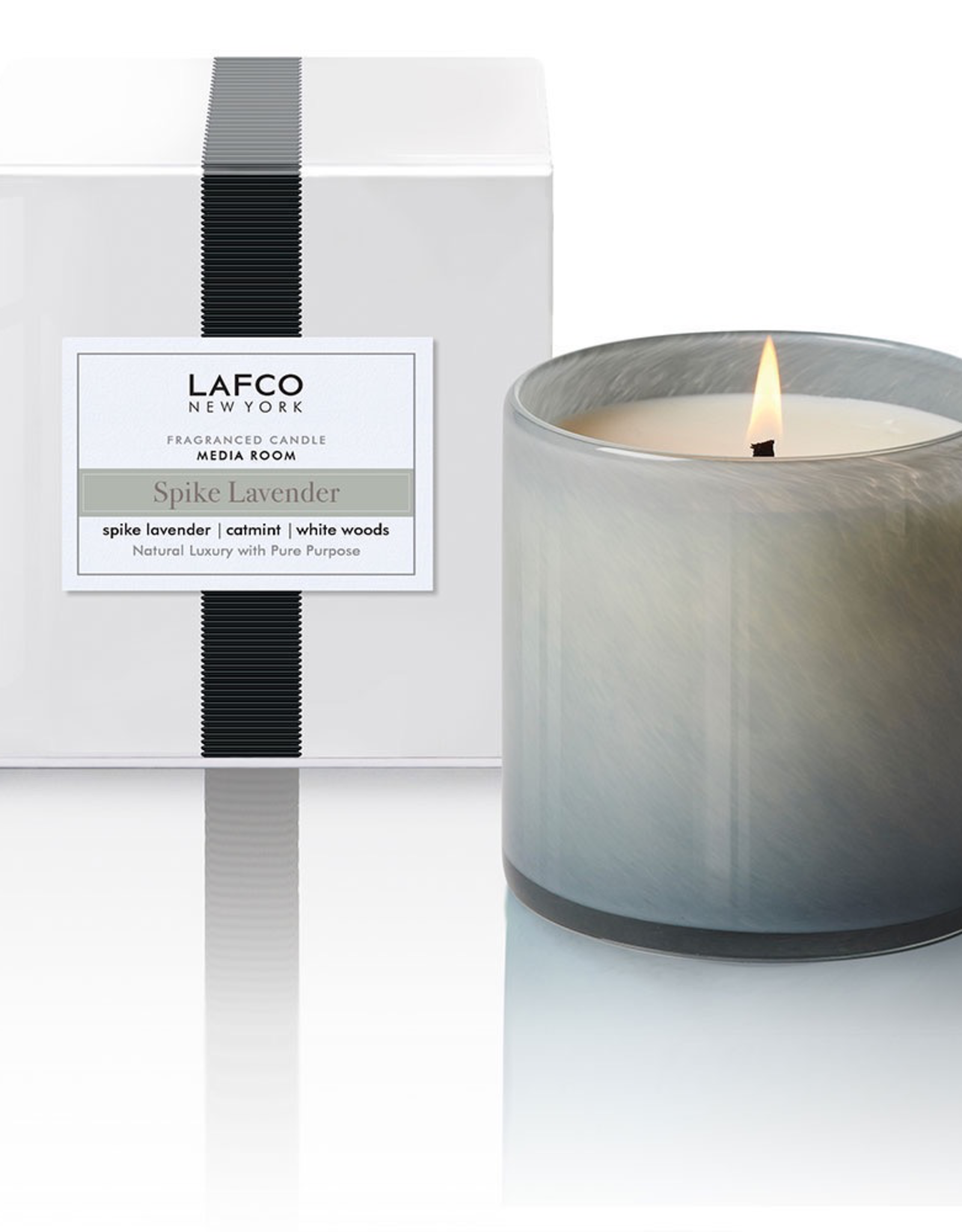 Spike Lavender Media Room Lafco Candle