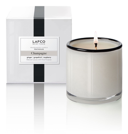 Champagne Penthouse Lafco Candle