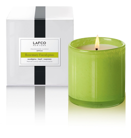 Rosemary Eucalyptus Office Lafco Candle