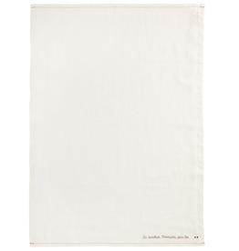 Torchon Francais Plain Linen Tea Towel