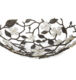 Centrepiece Bowl, Dogwood, Michael Aram