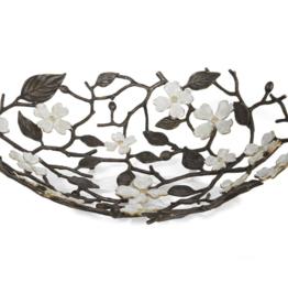 Michael Aram Dogwood Centrepiece Bowl