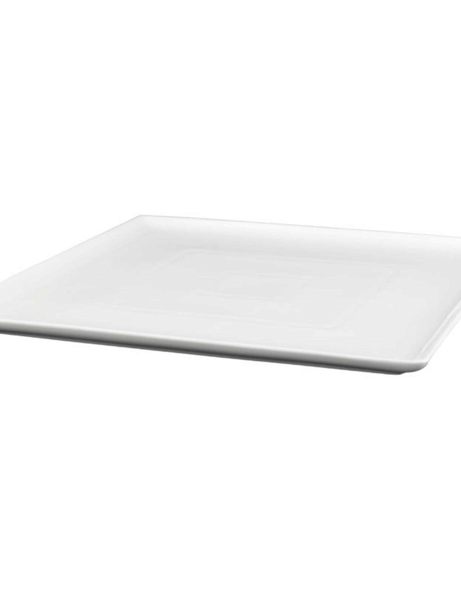 """Flush Rectangular Platter  10"""""""