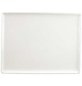 "12"" Flush Rectangular Platter"
