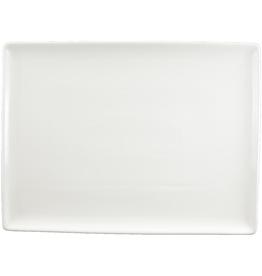 """Flush Rectangular Platter, 14"""""""