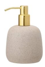 Round Resin Soap Dispenser