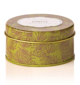 Forest Travel Tin Candle