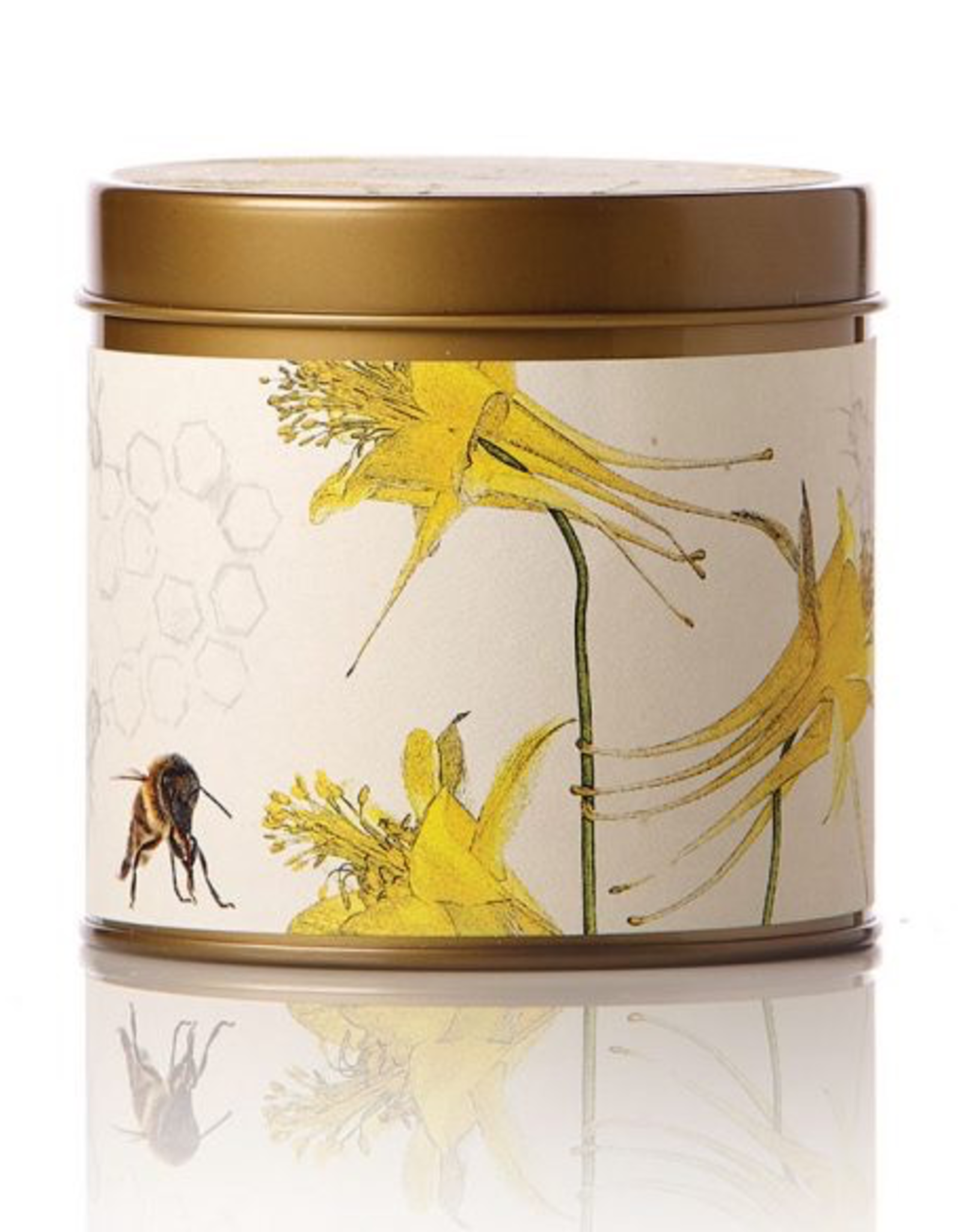 Honey Tobacco Signature Tin Candle