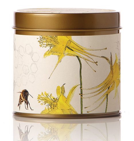 Honey Tobacco Signature Tin Candle