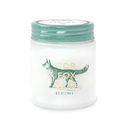 For Fox Sake Candle, Sandalwood & Smoke