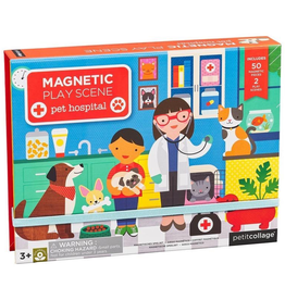 Veterinarian Magnetic Easel Game