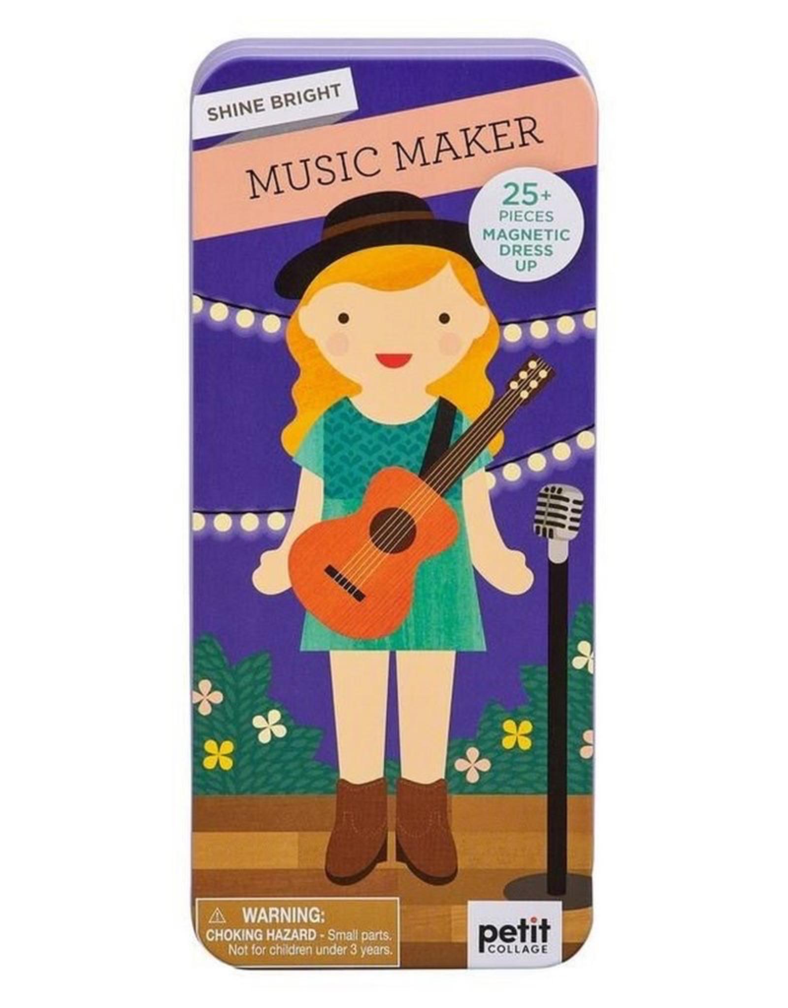 Magnetic Dress Up, Music Maker