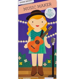 Music Maker Magnetic Dress Up