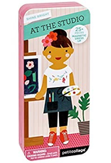Art Studio Magnetic Dress Up Girl
