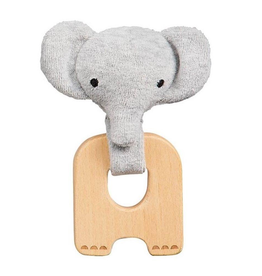 Teether, Organic Elephant