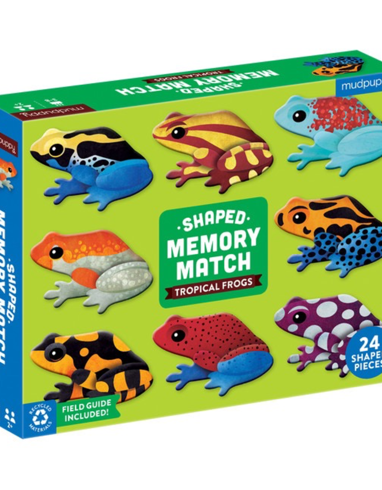 Game, Tropical Frogs, Shaped Memory