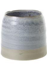 "Marley Ceramic Pot, 4.75 x 4.25"""