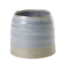 Marley Ceramic Pot, 4.75 x 4.25""