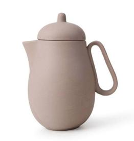 Teapot, Powder Brown, Nina
