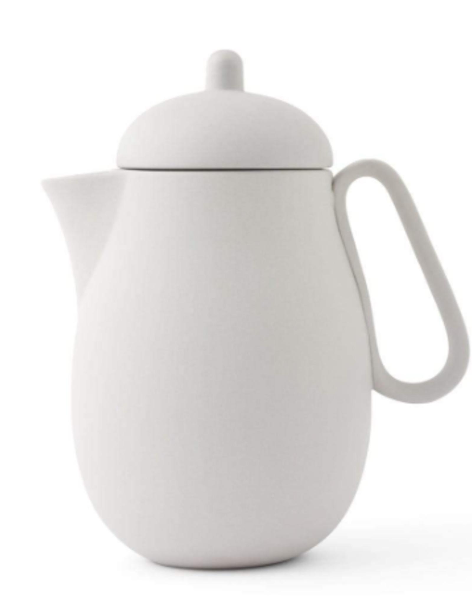 Teapot, Grey, Nina