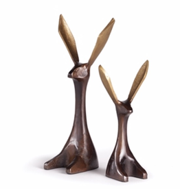 Jack Rabbit Figurine,  H12""