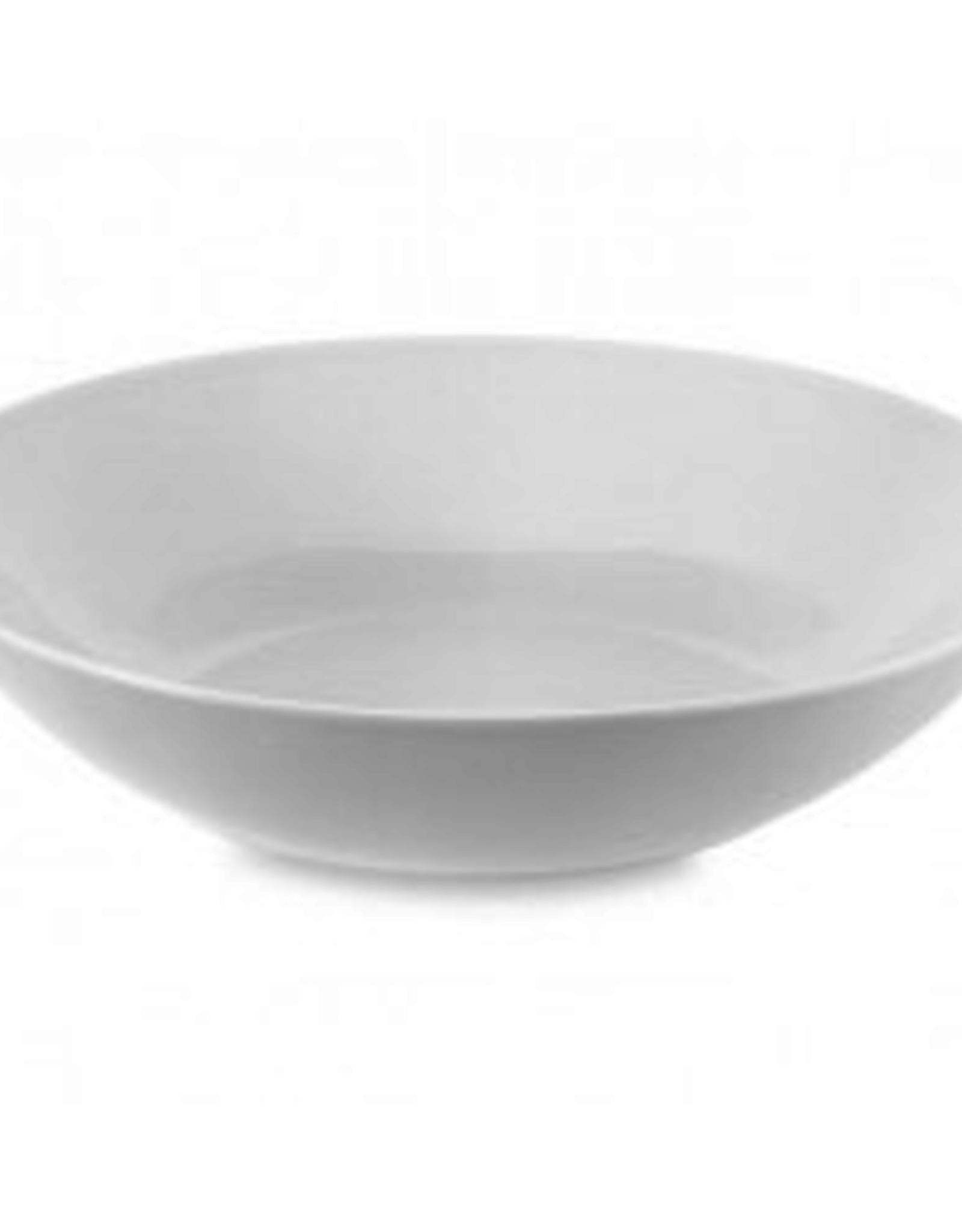 """Round White Pasta Bowl, D8 3/4"""""""