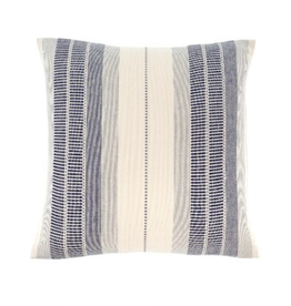 "Sanibel Woven Pillow, L20"" W20"""