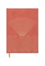 "Journal, Radiant Rays, L5.75"" H8.125"""