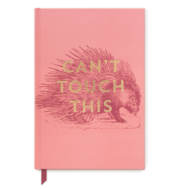Porcupine Can't Touch This Journal