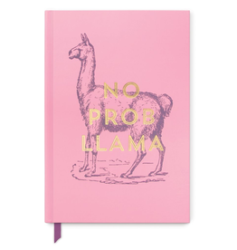 Journal, No Prob Llama