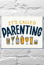 Card, Boozy Parenting