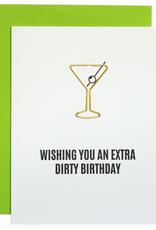 Card, Extra Dirty Birthday
