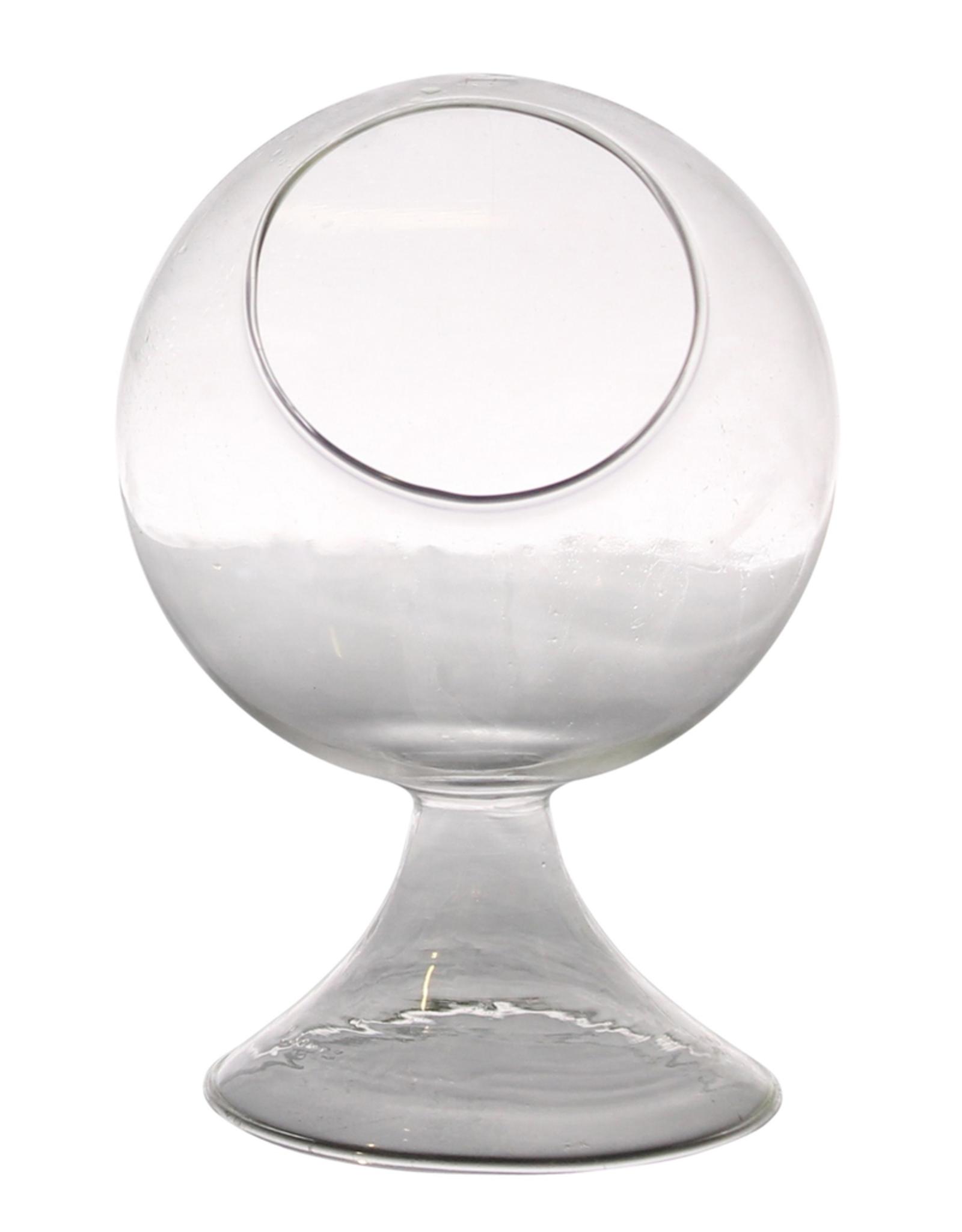 Terrarium, Glass Round, Sole, Lg