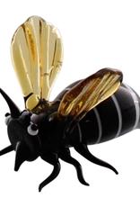 Bee, Glass