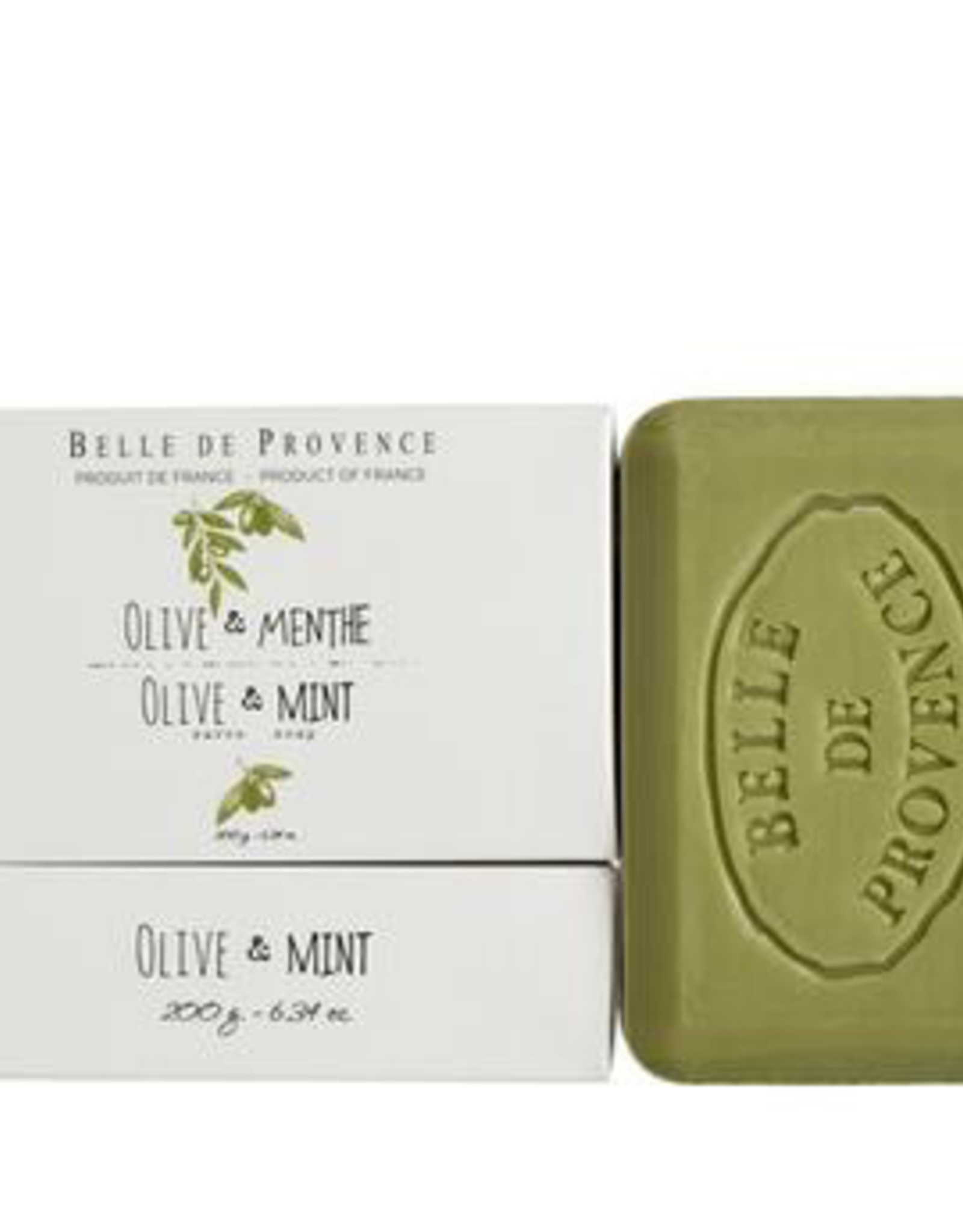 Soap, Olive Oil & Mint