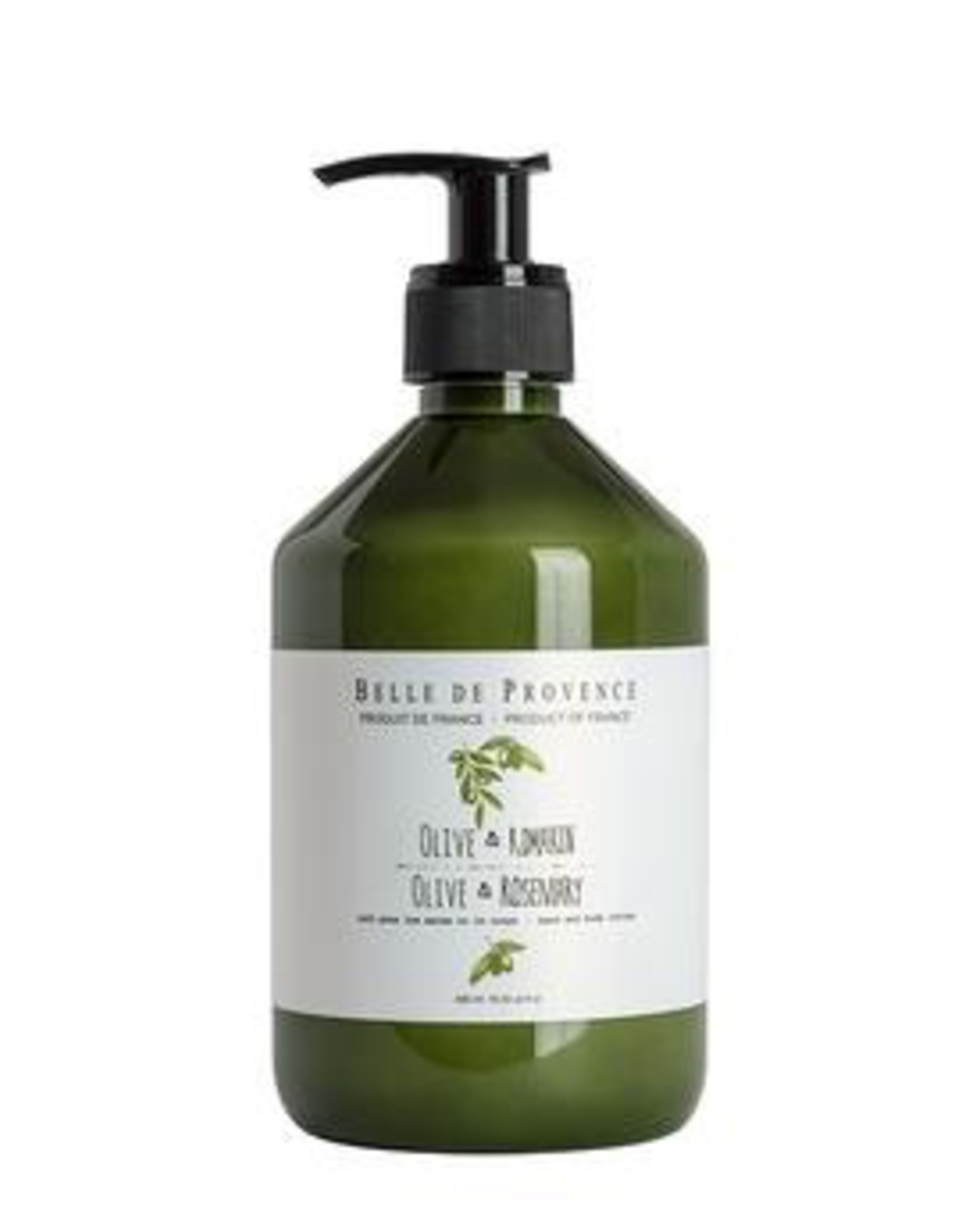 Lotion, Olive & Rosemary