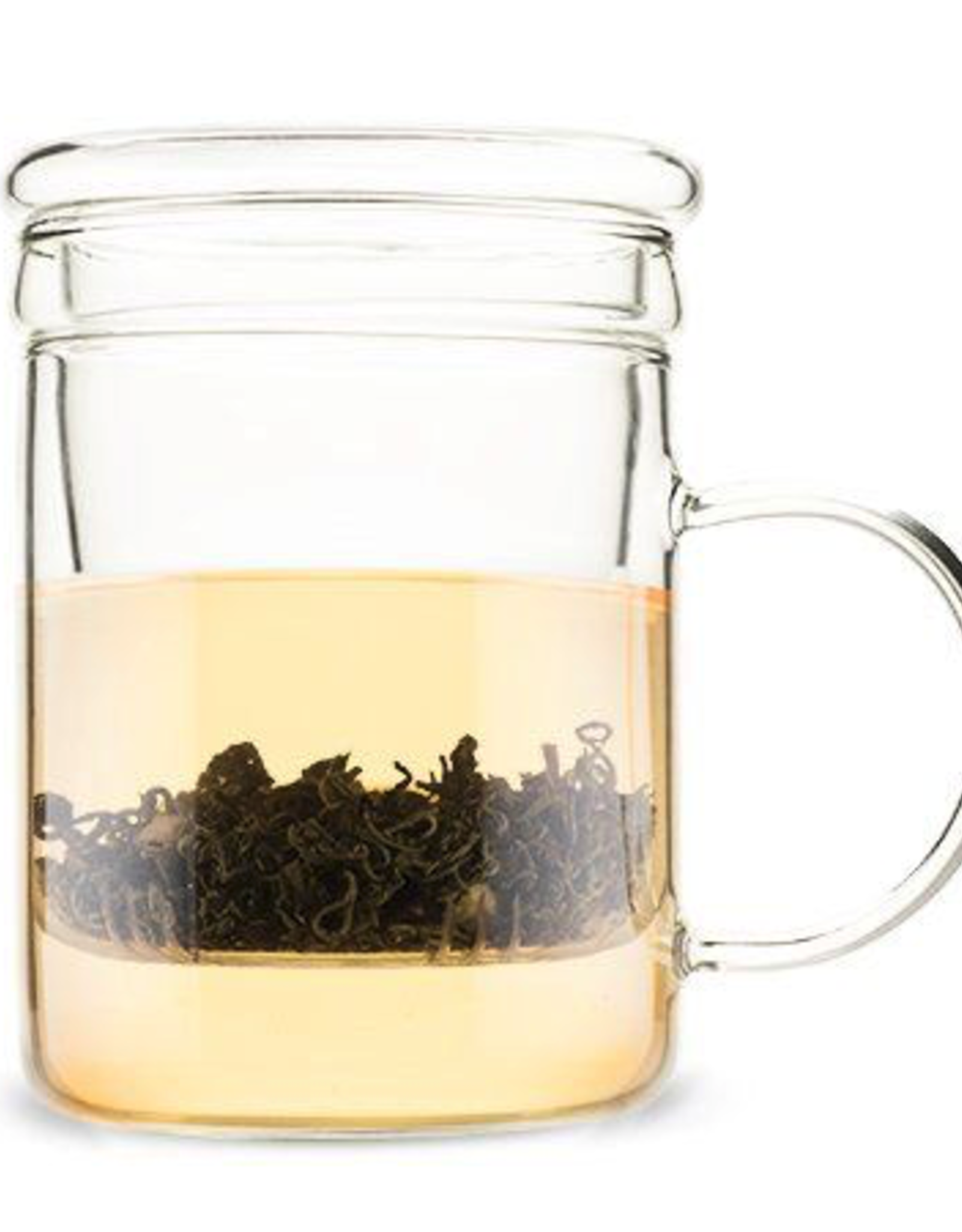 Mug, Tea Infuser, Blake Glass