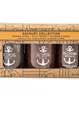 Trio, Savoury Collection Box, O & T, Spicy Tomato, R & A