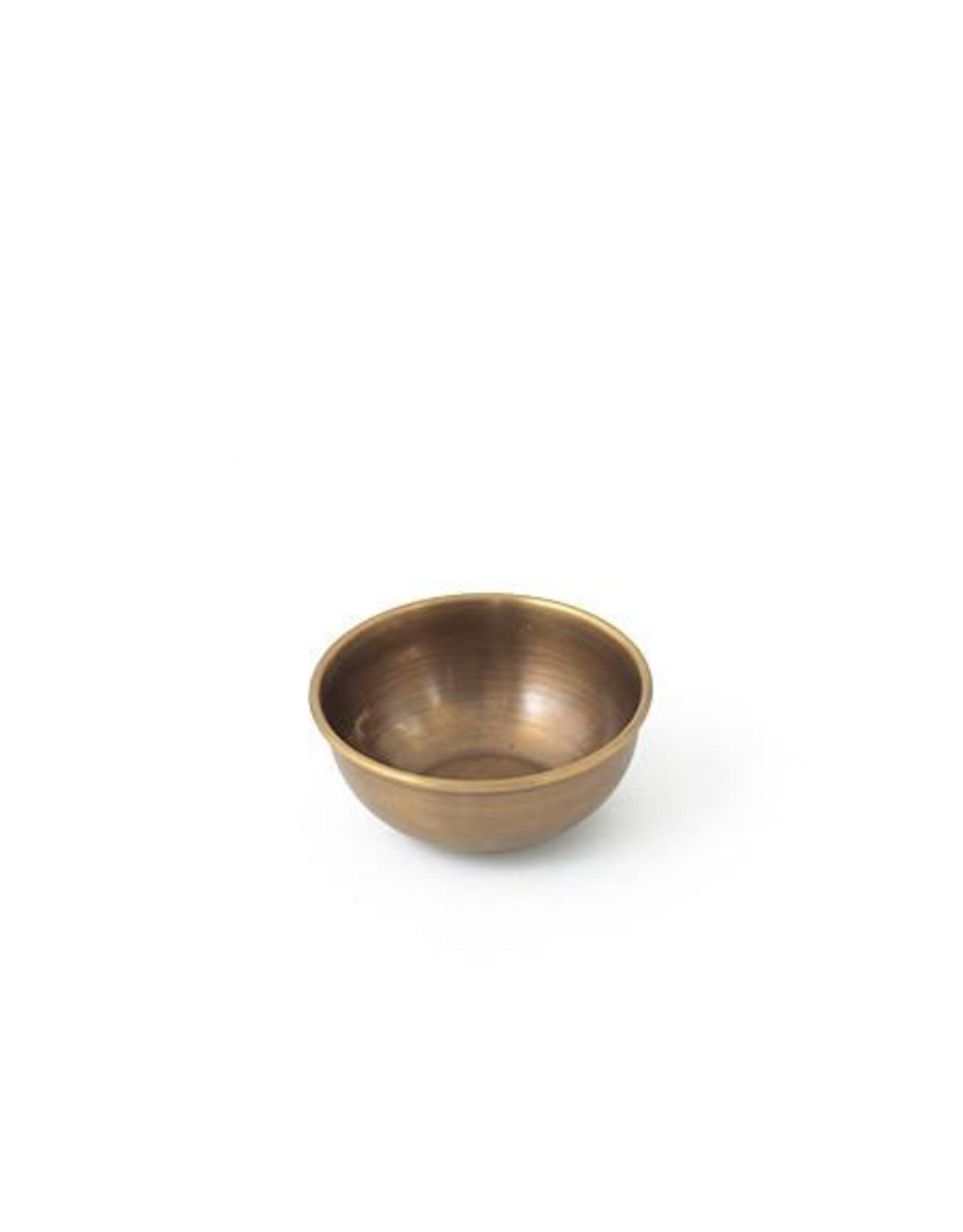 """4.25"""" Brass Bowl"""