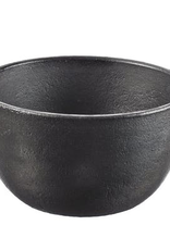 Bowl, Mesabi Blackened Cast Iron, 6""