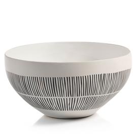 """Bowl, Portofino Ceramic, D 14"""""""