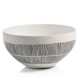 "D 14"" Portofino Ceramic Bowl"