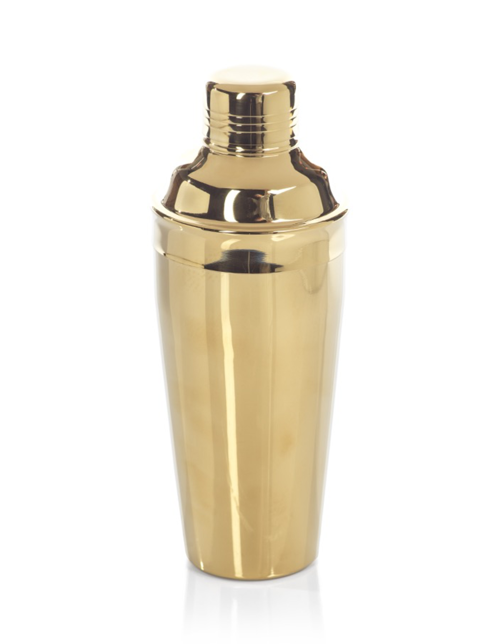 Cocktail Shaker, Stainless Steel - Gold