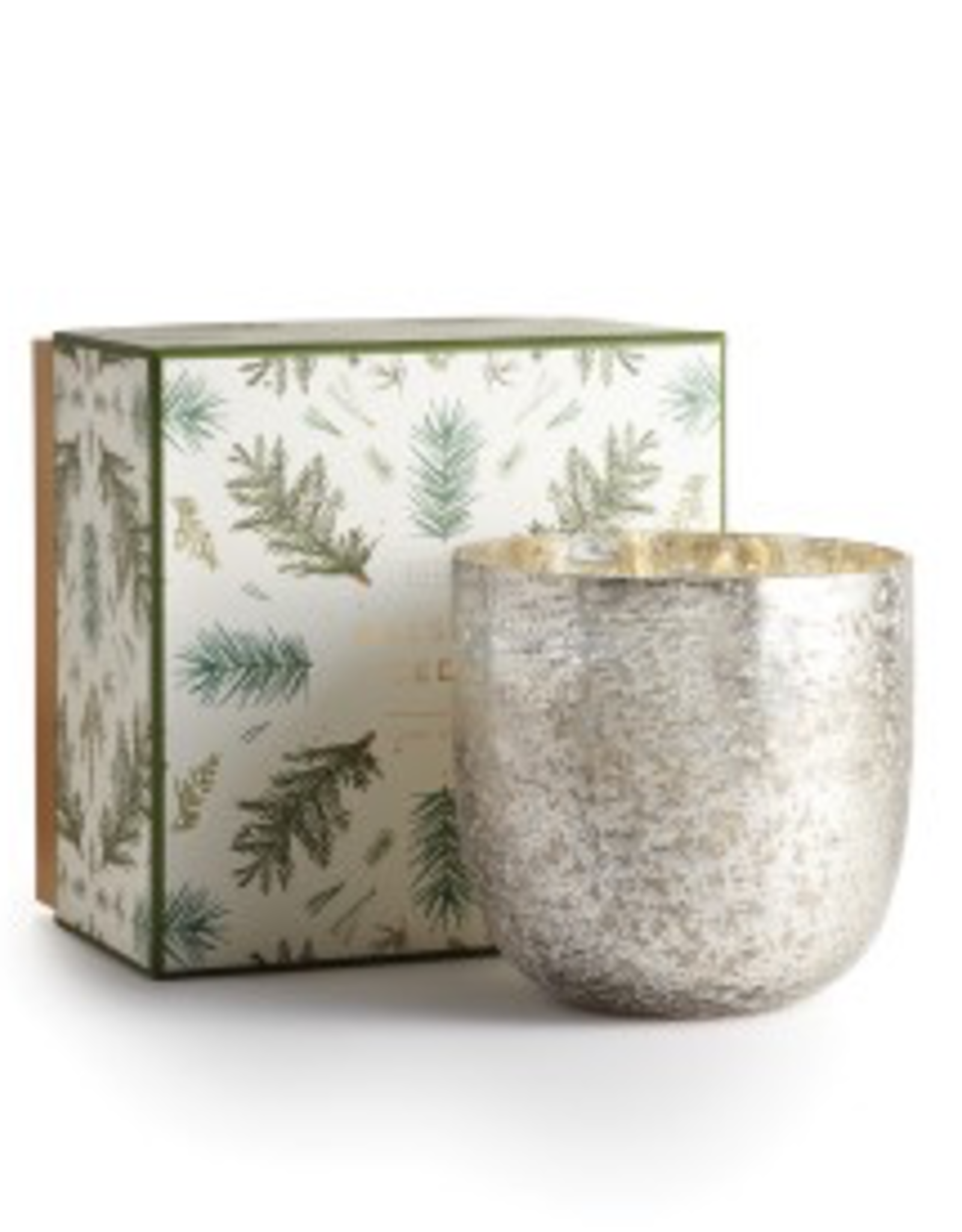 Candle, Balsam & Cedar, Luxe Sanded Mercury